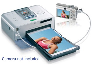 SELPHY CP710 Compact Photo Printer