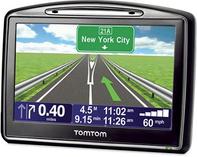 GO 730 4.3-inch Touchscreen Portable GPS Navigator with Bluetooth