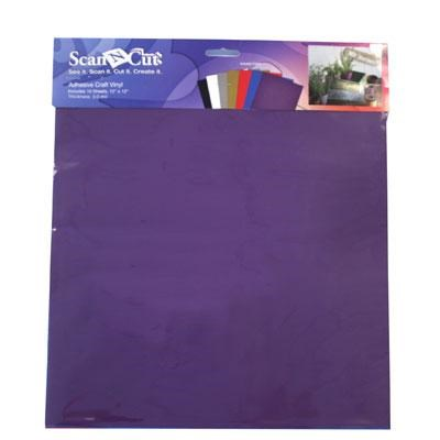ScanNcut  Vinyl Assrt Color 10