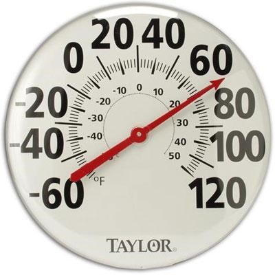 18` Metal Thermometer