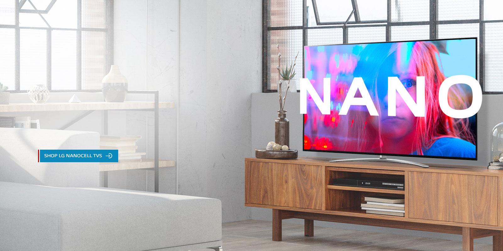 LG NanoCell SM9000 TV