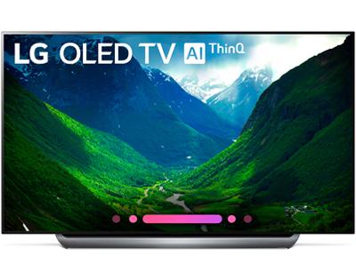 LG OLED TVs
