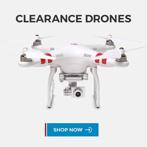 Shop Clearance Drones