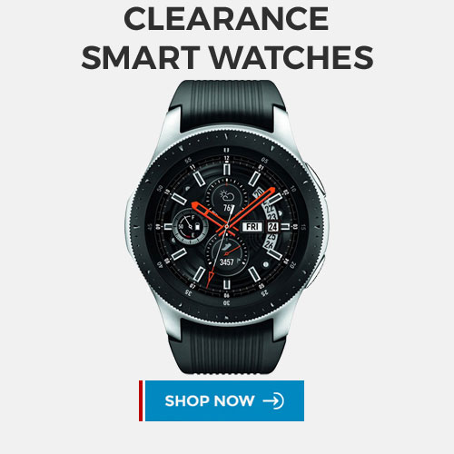 Shop Clearance Smart Watches