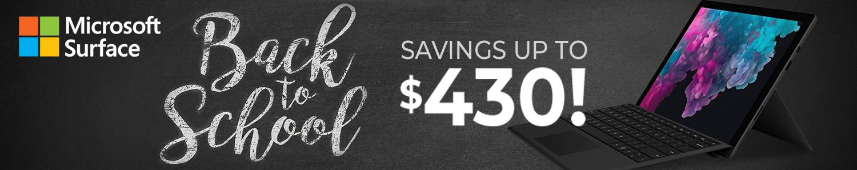 Microsoft bundles Savings