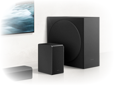 Samsung Premium UHD TVs